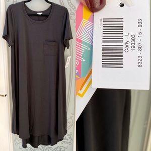 NEW! LuLaRoe Carly High-Low Swing Dress